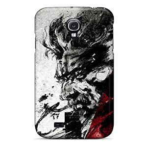 Mialisabblake Snap On Hard Case Cover Metal Gear Solid 4 Guns Of The Patriots Protector For Galaxy S4 by Maris's Diary
