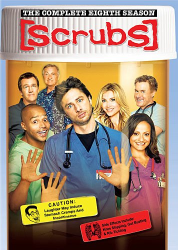 Click for larger image of Scrubs: Season 8