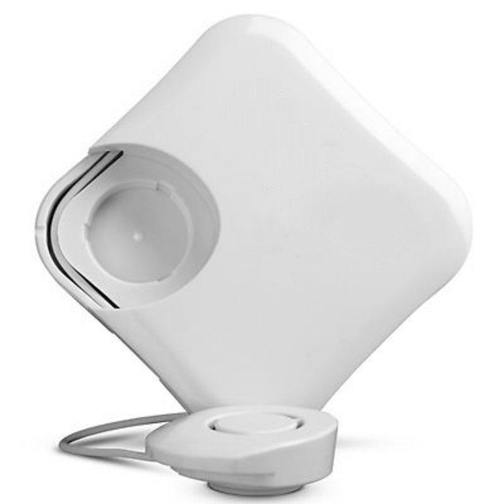 Good Vibrationz Mini Portable Pure Energy Acoustic Resonator Speaker System - Compact, Light-weight and Portable Vibration Speaker by Good Vibrationz