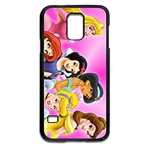 Disney Princess Fit Series Case Cover For Samsung Galaxy S5 - Funny Case
