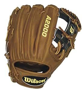 """Wilson A2000 1786 11.5"""" Infield Baseball Glove (Right Hand Throw)"""