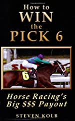 Would a $400,000 Pick 6 paycheck change your life? Can your $32 ticket beat out a syndicates $12,000 wager? Are you making the smartest Pick 6 play possible? Would you be content earning a six-figure income at the racetrack: year after year? ...
