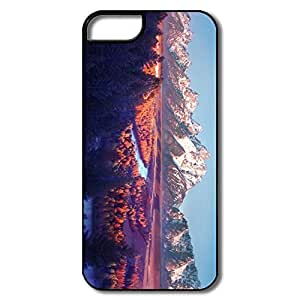 IPhone 5 5S Cases, Winding River White/black Cover For IPhone 5S