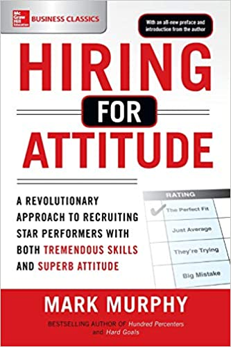 a revolutionary approach to recruiting star performers with both tremendous skills and superb attitude