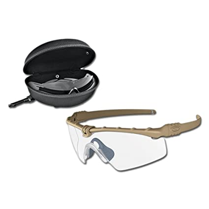 Amazon.com: Oakley SI Ballistic M-Frame 3.0 Shooting Glasses Dark ...