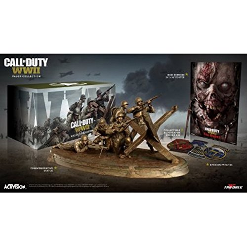 Cokem Call of Duty: WWII Valor Triforce Collection (Xbox One) B079C3QPZD