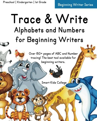Smart Phonics Letters (Trace & Write: Alphabets and Numbers for Beginning Writers)