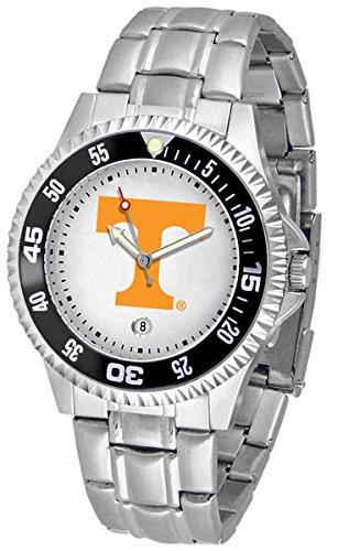 Linkswalker Mens Tennessee Volunteers Competitor Steel Watch