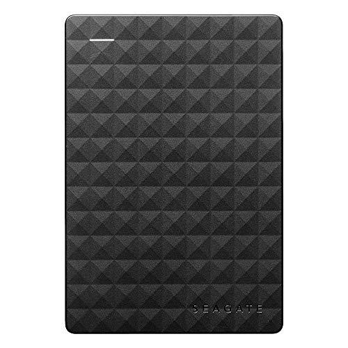 🥇 Seagate Expansion Portable STEA1000400 Unidad de disco duro externa de 1 TB