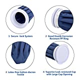 Elitehood Ice Cold Pack Reusable Ice Bags Hot Water