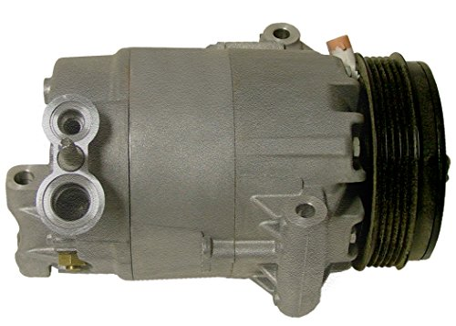 ACDelco 15-21519 GM Original Equipment Air Conditioning Compressor and Clutch Assembly