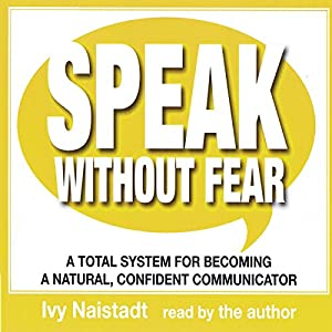Speak Without Fear Audiobook