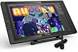 XP-PEN Artist22E Pro 21.5 Inch HD Pen Display Monitor Graphics Drawing Tablet with 16 Shortcuts and Adjustable Stand(8192 levels pressure)