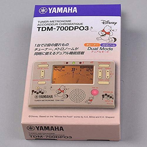YAMAHA Disney Tuner Metronome Winnie the Pooh TDM-700DPO3 GOLD ...