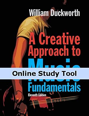 CourseMate for Duckworth's A Creative Approach to Music Fundamentals, 11th Edition