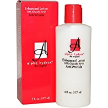 Alpha Hydrox AHA Enhanced Lotion 6 oz (Pack of 2)