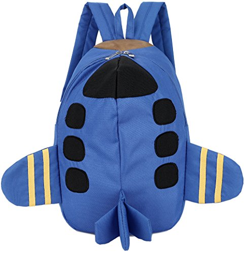 Infant Kid Toddler Backpack Harness with Safety Harness Airplane Organizer Boys (Toddler Airplane)
