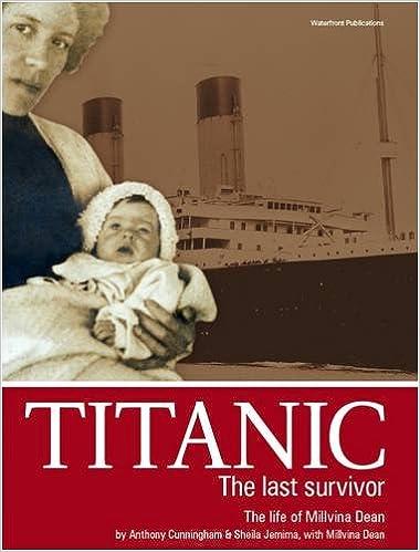 Titanic Jemina Sheila Cunningham Anthony 9780946184682 Amazon Com Books