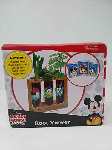 Mickey Mouse & Friends Root Viewer