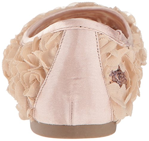 Adrianna Papell Womens Bernadette Balletto Blush Botanico Paillettes