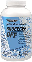 Ettore 30165 Squeegee-Off Soap Tablets, 100 Tablets per Bottle (Pack of 2)