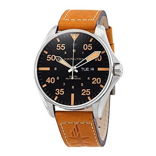 Hamilton Khaki Pilot Black Dial Automatic Men's Watch H64725531