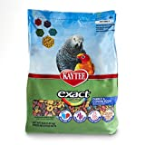Kaytee Exact Rainbow Premium Daily Nutrition for Parrots and Conures, 4-Pound Bag Larger Image