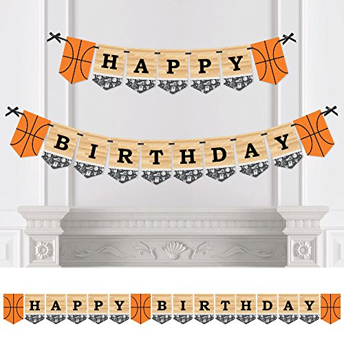 Nothin But Net Basketball Birthday product image
