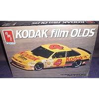 # 6731 AMT /Ertl # 4 Kodak Film Olds 1/25 escala modelo plástico kit por AMT Ertl