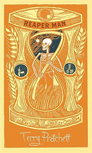 book cover of Reaper Man