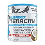 Nubreed Tenacity | Rapid Weight Loss Powder | Island Breeze | 60 Servings Review