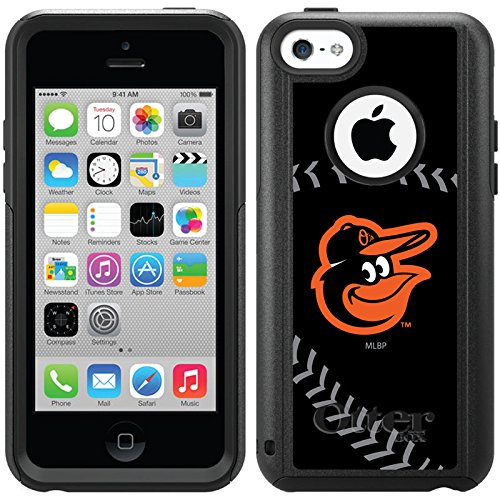 Coveroo Commuter Series Cell Phone Case For iphone 5c  - Baltimore Orioles Bird Stitch design - Baltimore Orioles Case