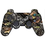 Mossy Oak Pattern Camo PS3 Dual Shock wireless controller Vinyl Decal Sticker Skin by MWCustoms Review