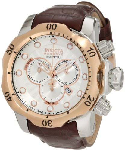 Invicta Men's 0359BBB Venom Reserve Elegant Chronograph Watch