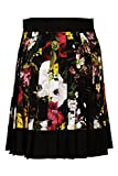 Dolce&Gabbana Womens Skirt Mini Short Black