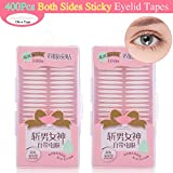 Best Eyelid Tapes - Double Eyelid Tape Invisible Eyelid Tape Stickers Two-sided Review