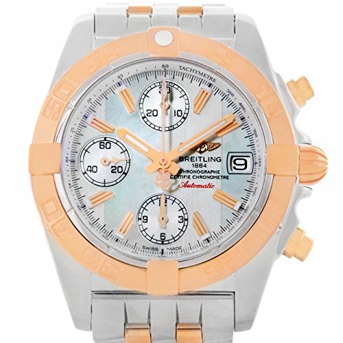 Breitling Windrider automatic-self-wind womens Watch C13358 (Certified Pre-owned)