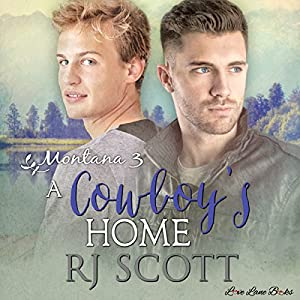 A Cowboy's Home Audiobook