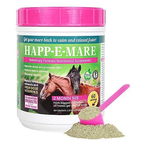 RJ matthews Happ-E-Mare Equine Supplement by RJ matthews (Image #1)