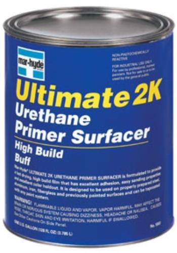 (Mar-Hyde Ultimate 2K Urethane Primer Surfacer - Buff, 1-Gallon (MHD-5553))