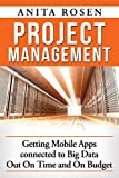 Project Management: Getting Mobile Apps connected to Big Data Out On Time and On Budget