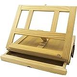 Solabela Artists Desk Easel (13-1/4 in w x 10 in H x 2-3/4 in D)