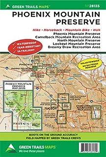 Phoenix Mountain Preserve (2813S): Dharma Maps: 0735781281392 ... on