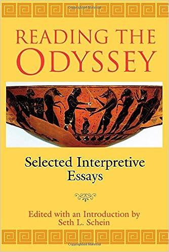 portrayal of women in the odyssey essay