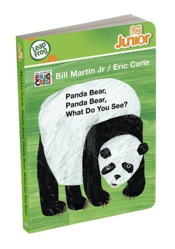 LeapFrog Tag Junior Book: Panda Bear, Panda Bear, What Do You See?