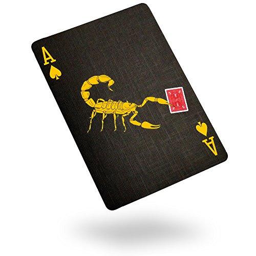Magic Makers Black Scorpion Deck