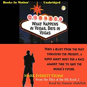 What Happens in Vegas, Dies in Vegas Audiobook