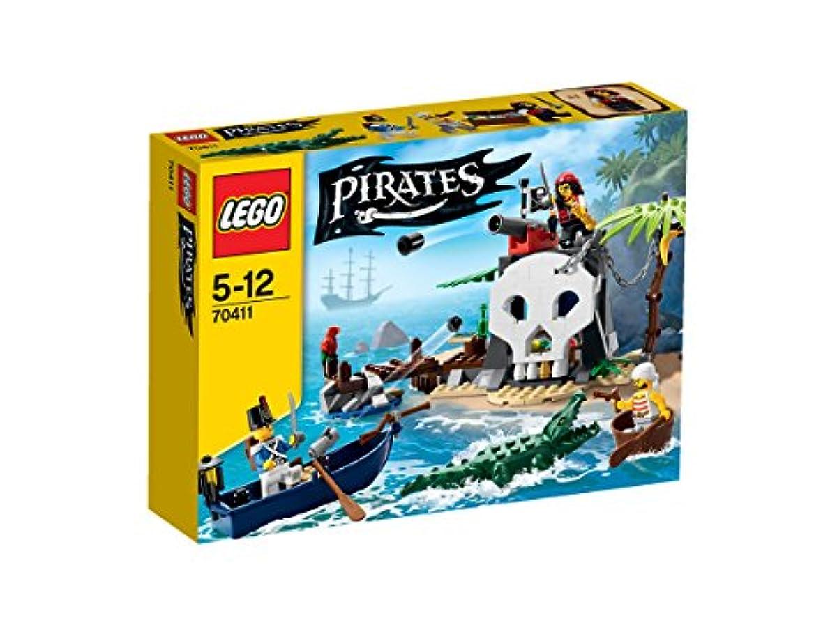 [해외] 레고 (LEGO) 파이럿 보물섬 70411