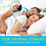 Vicorrect Upgraded Anti Snoring Devices, 4 Magnetic