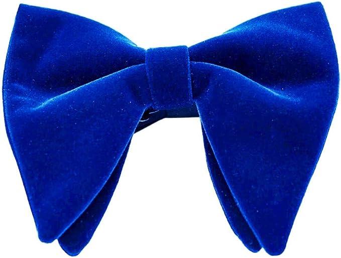 Men Classic Satin Self Tie Solid Color Bow Tie Bowtie For Party Wedding Wear